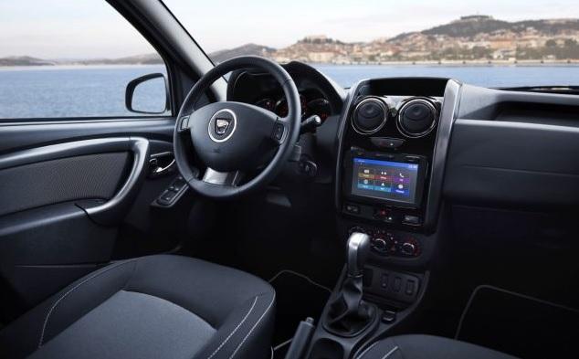 Dacia duster cu transmisie automata blog marvis auto concept - Dacia duster 2017 interior ...