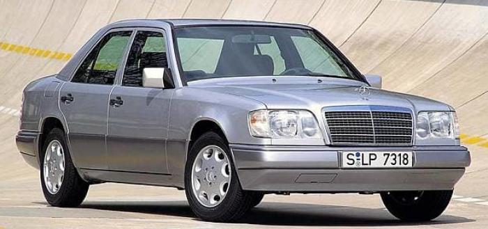 Mercedes-Benz W124 E250 Diesel (1985-1995)