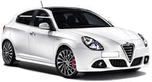 Turbine auto Alfa Romeo