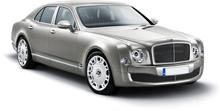 Turbine auto Bentley
