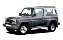 Turbine auto Daihatsu