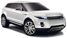 Turbine auto Land Rover