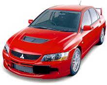 Turbine auto Mitsubishi