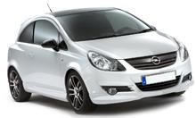 Turbine auto Opel