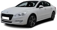 Turbine auto Peugeot