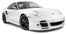 Turbine auto Porsche