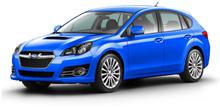 Turbine auto Subaru