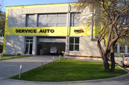 Service Marvis Auto Concept