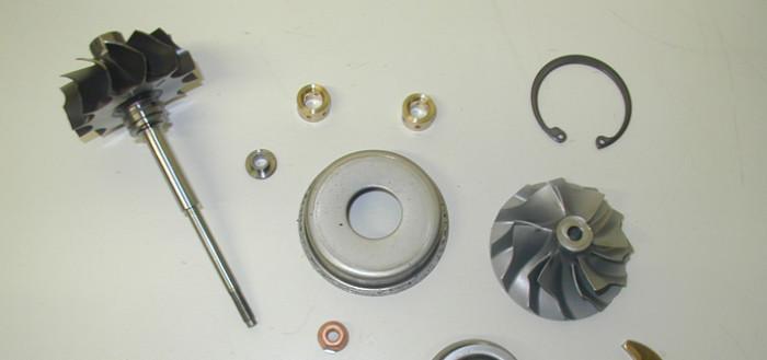 kit turbina