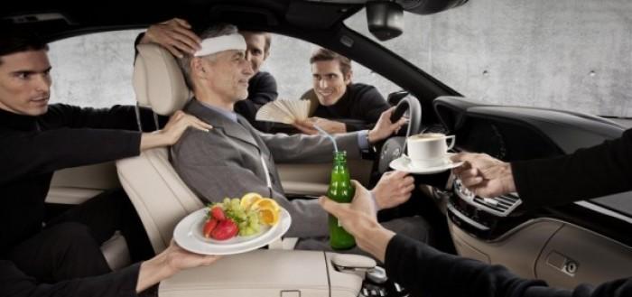 Confortul in conducere si securitatea la volan