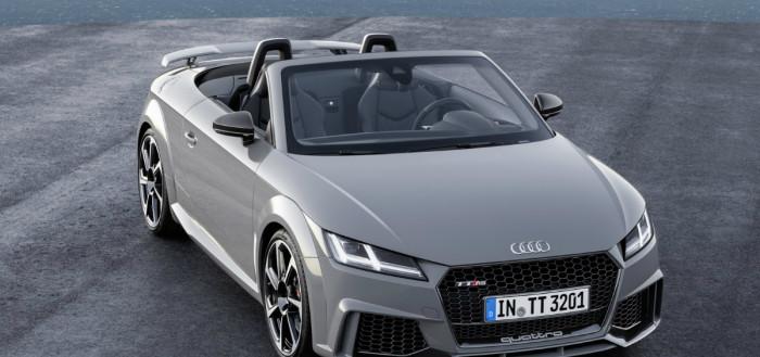 Audi TT-RS 2016