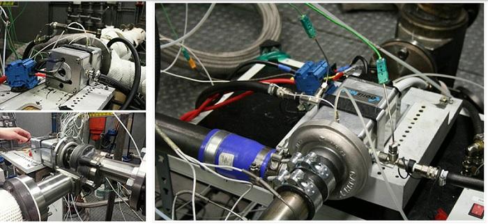 Turbocompresorul complet electric