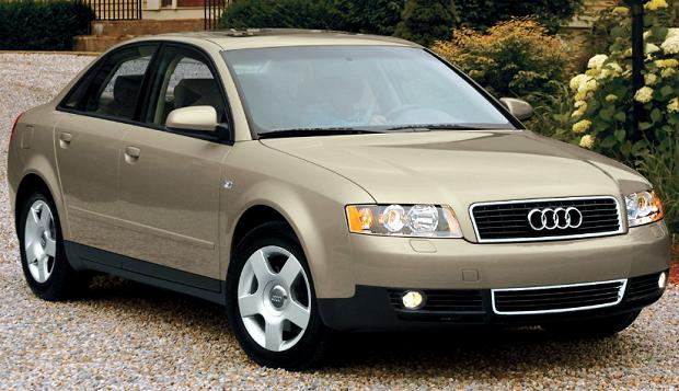 Audi A4 1.9 TDI PD (2001-04)