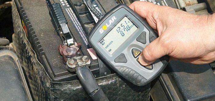 O baterie auto poate ingheta la temperaturi scazute