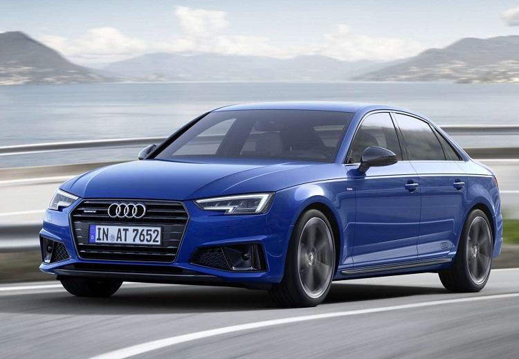 Audi A4, Motor 1.4 litri benzina