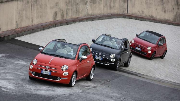 Fiat 500C, Motor 0.9 Twinair