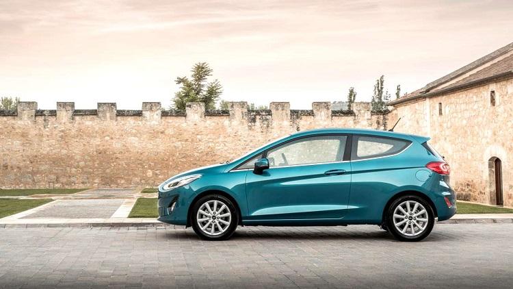 Ford Fiesta 1.0 EcoBoost Titanium 125 - consum aproximativ 6,28 litri la 100 km