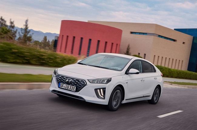 Hyundai ioniq plugin hibrid