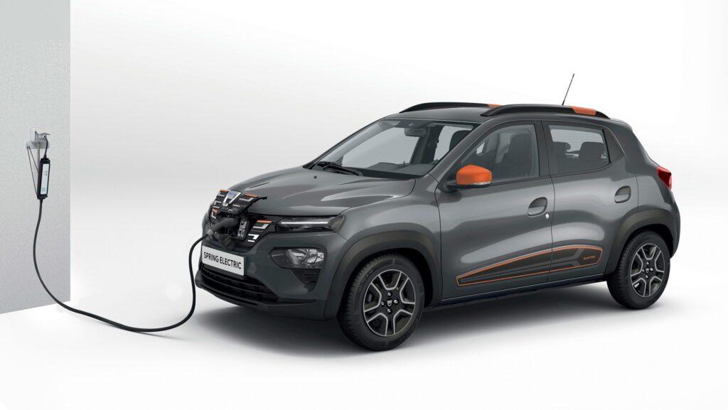 Dacia Spring Electrica 2021