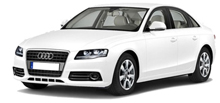 Turbine auto Audi