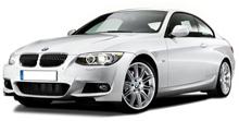 Turbine auto BMW
